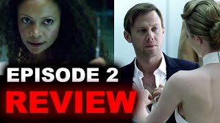 Westworld Episode 2 Review