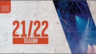 21/22 Season Trailer | Rose Theatre