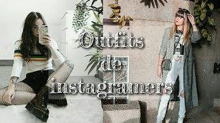 OUTFITS DE INSTAGRAMERS