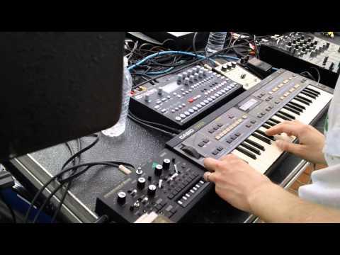Pine Groove Festival - Saul Goode (Live PA)