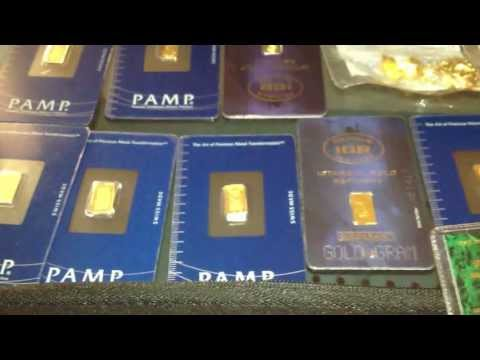 My gold collection, must watch! Gold Bullion Prepare for Collapse!