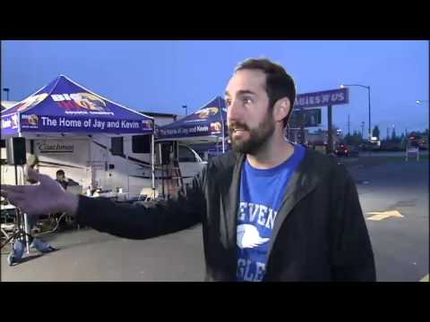 Jay and Kevin Show kicks off 20th annual food drive