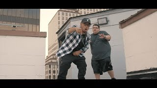Big Ro Muzic  - Never Coming Down Ft. Aron  *Official Music Video*