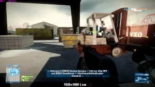 Battlefield 3 - 1080p vs 720p - Ultra vs Low settings - Lenovo Y580 - Multiplayer