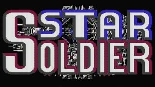 CGR Undertow - STAR SOLDIER review for NES
