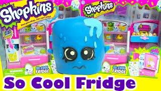 Shopkins So Cool Fridge Playset Shopkins Season 2 Refrigerator Playset