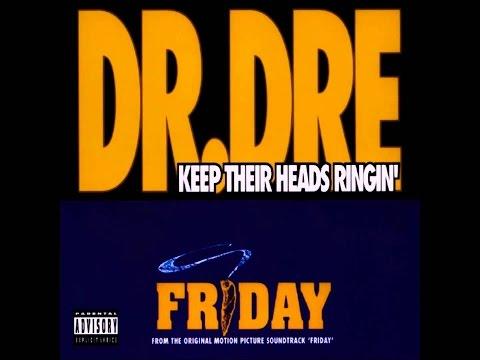 Dr Dre Keep Their Heads Ringin' Instrumental