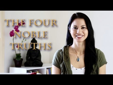 Buddhist Beliefs: The Four Noble Truths