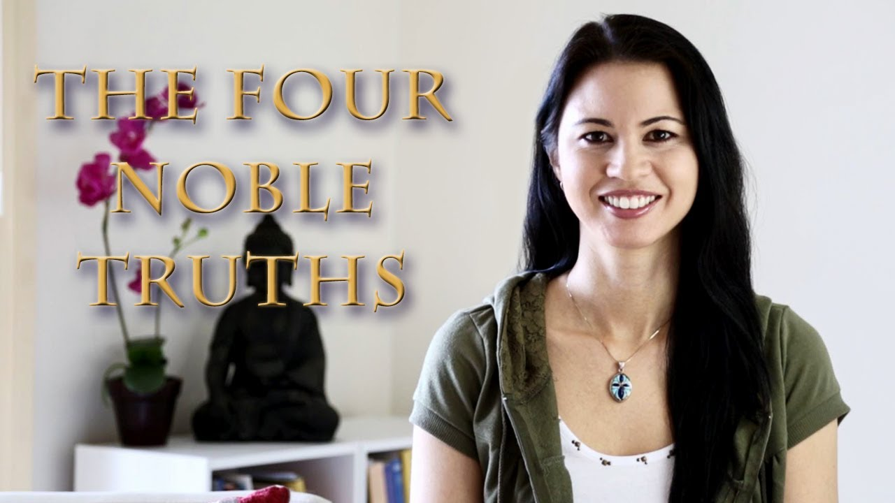 The Four Noble Truths and the Noble Eightfold Path