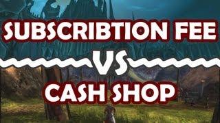 ► Guild Wars 2 - Subscription Fee vs. Cash Shop thumbnail