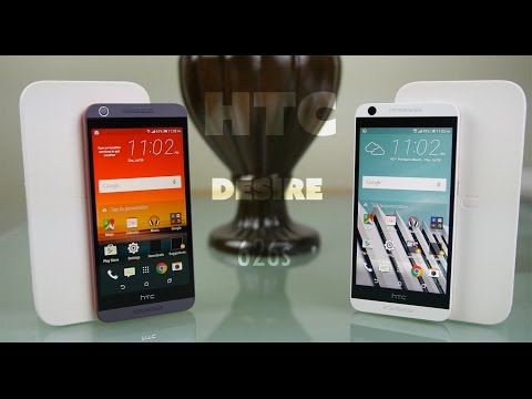 HTC Desire 626s Review