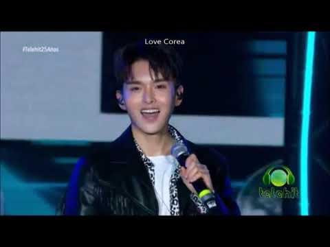 Super Junior en los Premios Telehit