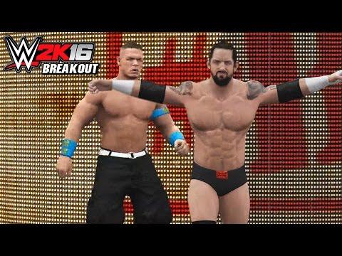 WWE 2K16 Attitude Adjustment Breakouts!