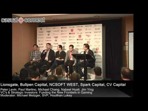 Funding The New Frontiers in Gaming | Panel