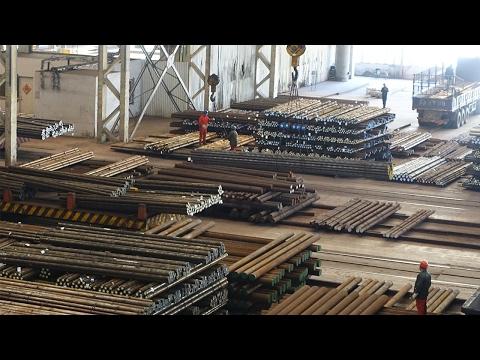 China calls US anti-dumping duties on steel 'unfair'