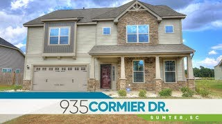 Video Tour of 935 Cormier Dr. in Sumter, SC