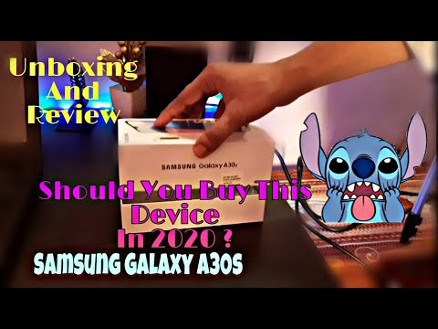 Samsung Galaxy A30s Review 2020 Must You Bewitch This Neat Cell phone In 2020 ‼️ thumbnail