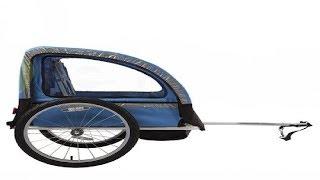 Грузовой велосипед   прицеп для детей Eltreco V C 1303 2018  Отзывы  Обзор модели