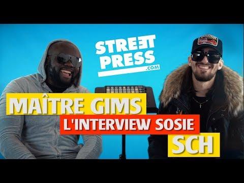 L'interview sosie : Maître Gims X SCH