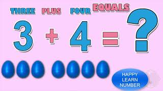 Math Games! Learn Number With Math