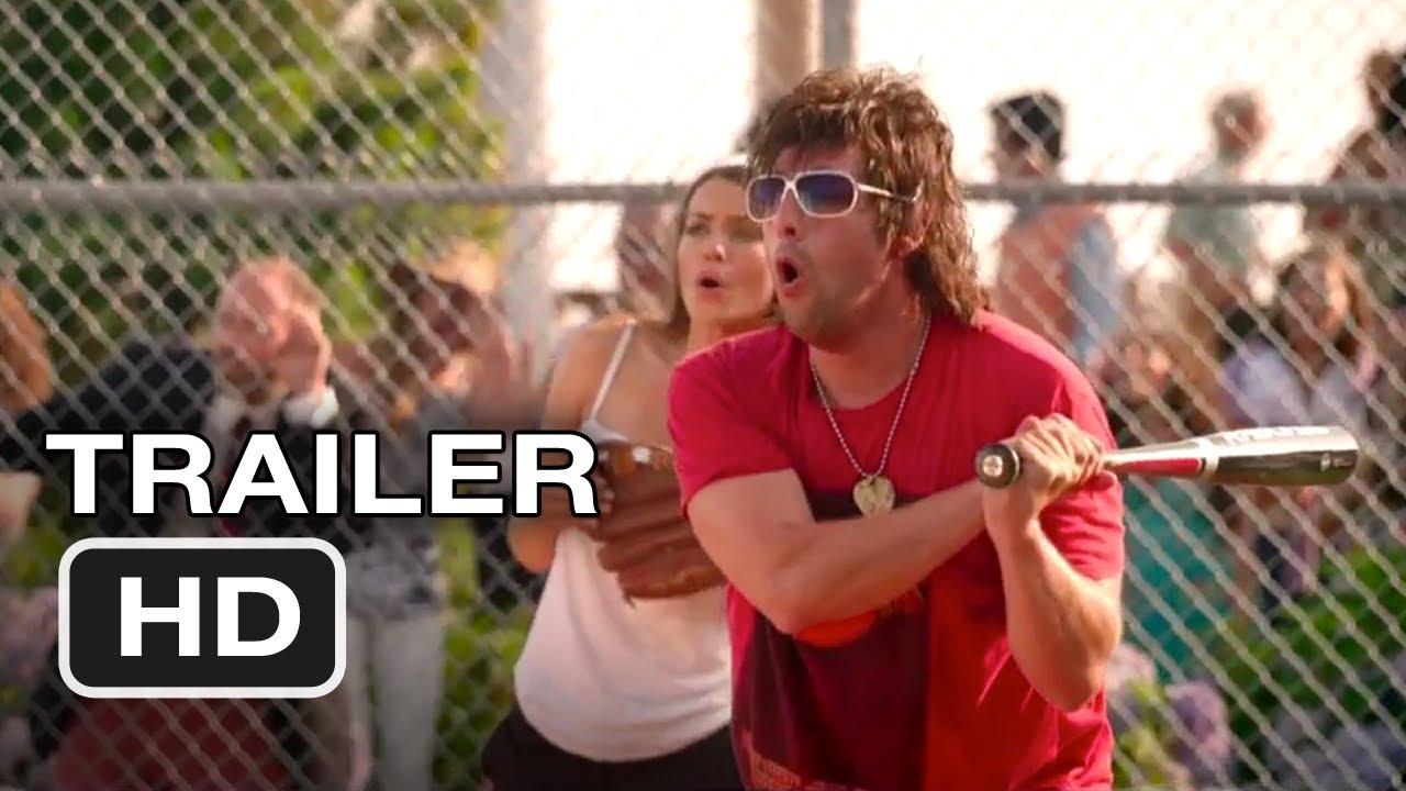 Download That's My Boy Official Green Band Trailer - Adam Sandler Movie (2012) HD