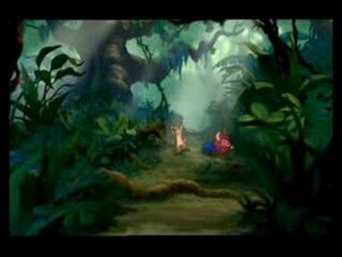 The Lion King - The Lion Sleeps Tonight (German)