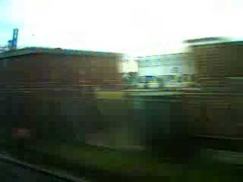 Part 2 Train Journey from Saxmundham to Lowestoft
