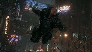Бэтмен против Дэфстроука ► Batman: Arkham Knight ► Разоружение