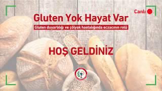 Gluten Duyarlılığı ve Çölyak Hastalığında Eczacının Rolü Konulu Online Eğitim