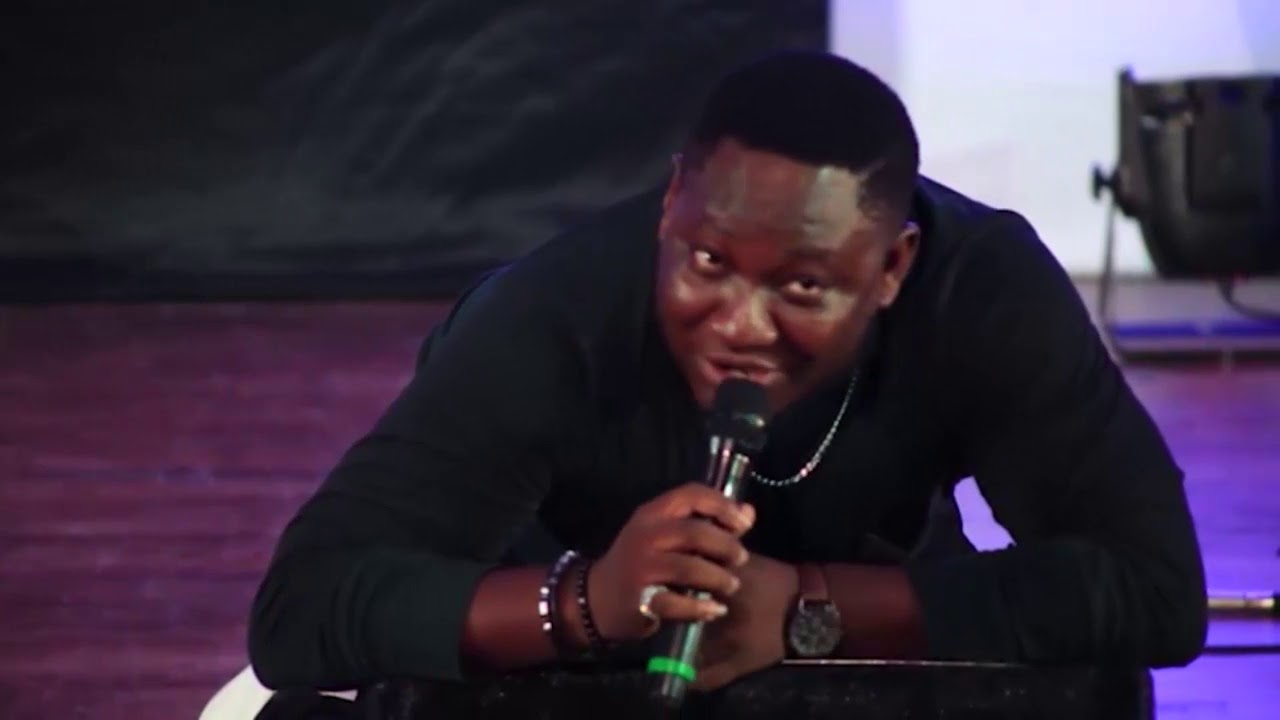 Download AJEBO Performs at iLaff Comedy Club