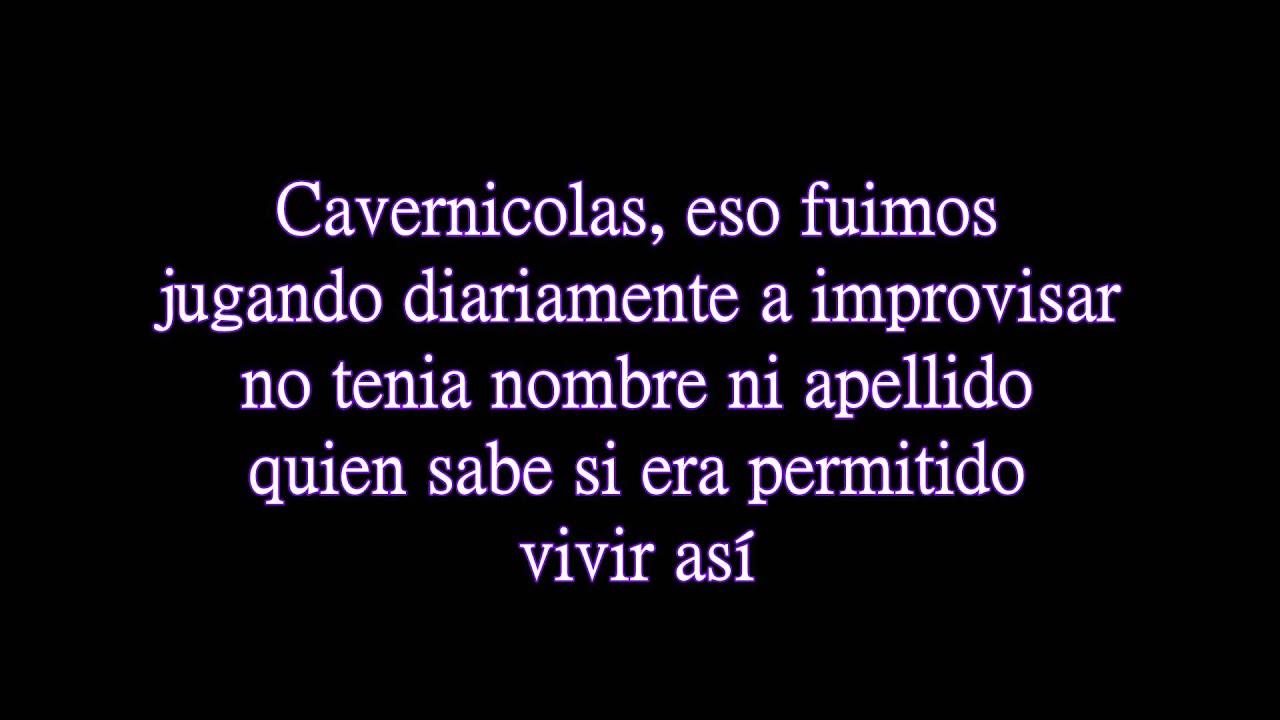 Download Ricardo Arjona-Cavernicolas (Letra)
