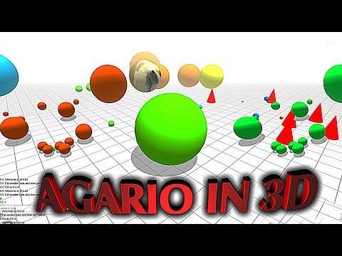 AGARIO IN 3D - IS IT BETTER THAN Agar.io ??