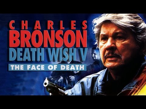 Death Wish 5 - The Face of Death - Charles Bronson - Michael Parks - DVD FAN Commentary Death Wish V