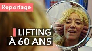 Chirurgie esthétique : elle passe le cap à 60 ans !