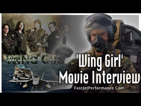'Wing Girl' Movie (2017) Interview with Susannah Jane and Cabrina Collesides