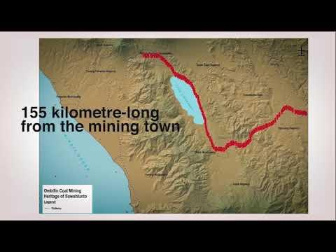 Ombilin Coal Mining Heritage Of Sawahlunto
