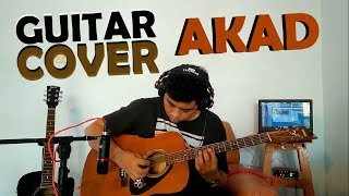 Payung Teduh - Akad Fingerstyle (Guitar Cover) Indonesia