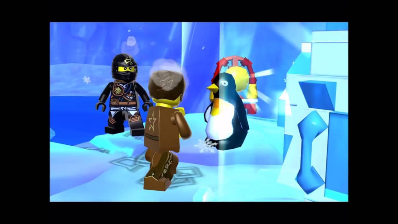 Lego Ninjago Schatten Des Ronin Kammer Des Eises Deutsch Teil 20