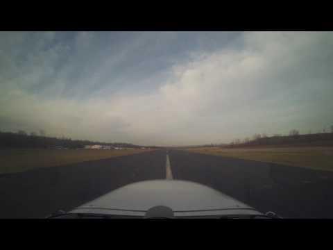 Cessna 172 - Student Pilot - Delaware River - Erwinna Private - Sky Manor