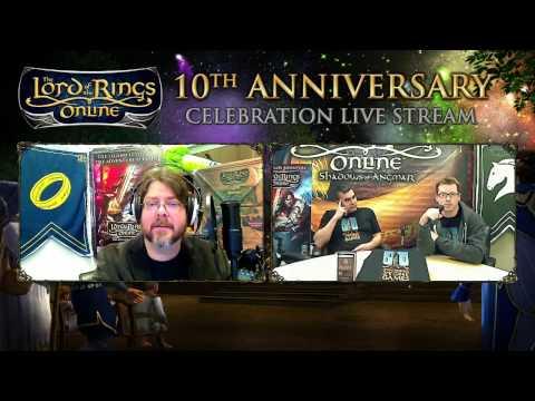 Kamal Art Lead, Rob Senior Animator - 10th Anniversary Livestream