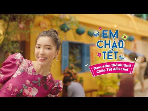 BÍCH PHƯƠNG X CO.OPMART - Em Chào Tết (Official M/V)