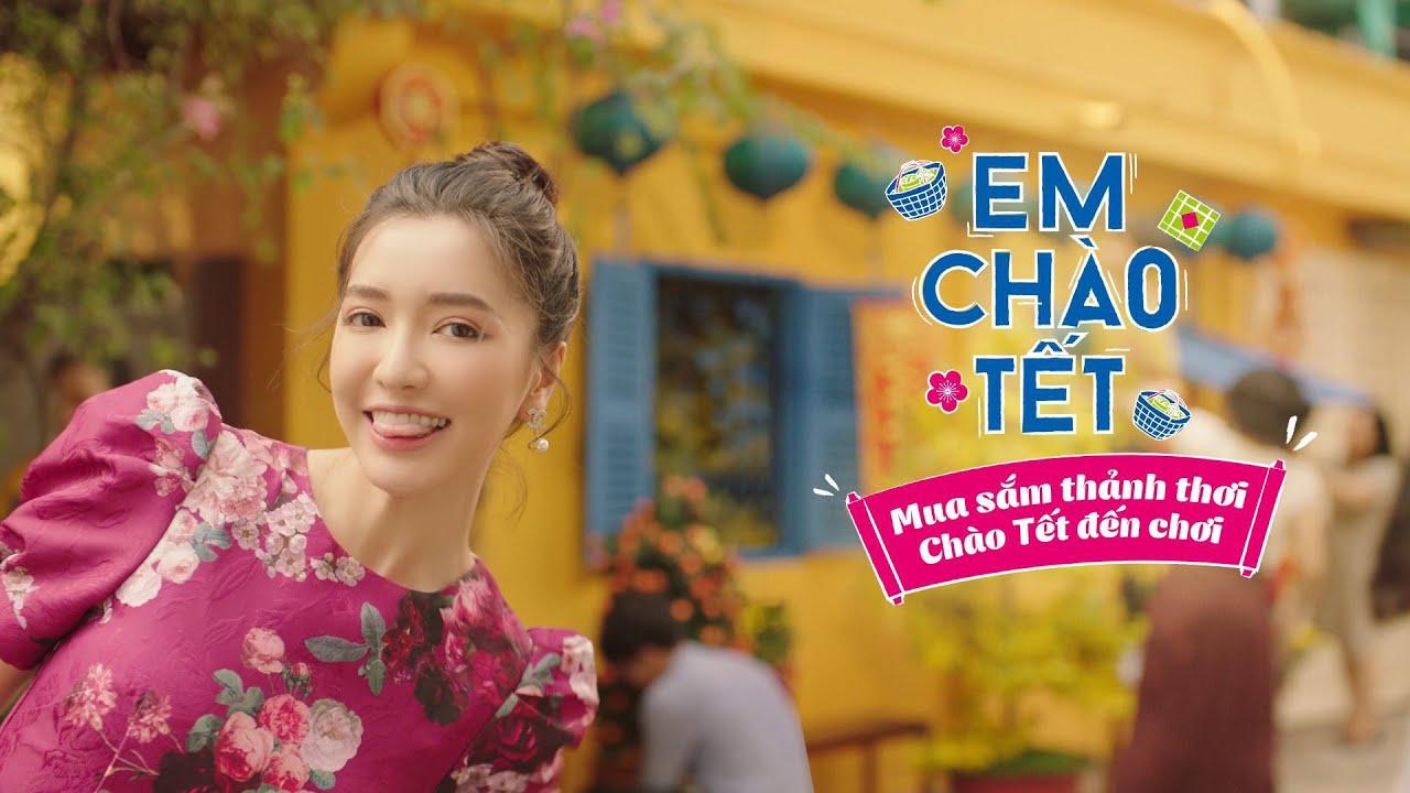 BÍCH PHƯƠNG x CO.OPMART – Em Chào Tết (Official M/V)