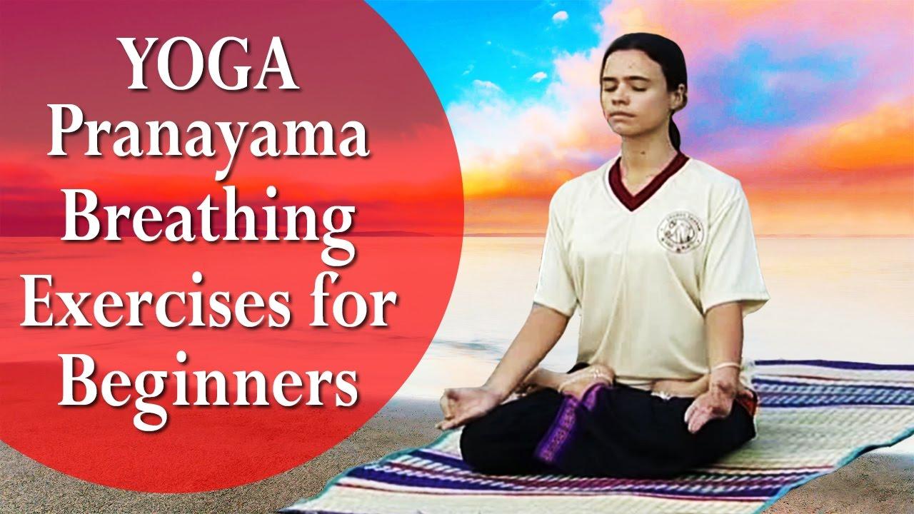 Yoga Pranayama Breathing Exercises for Beginners   Sitting Postures