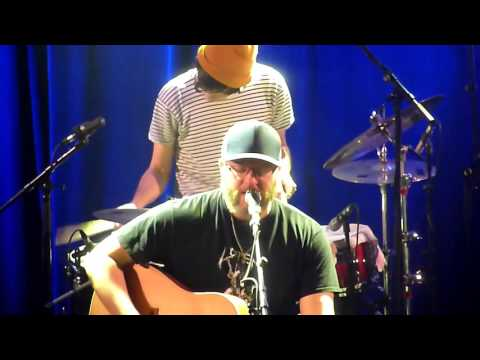 Radical Face - A Pound Of Flesh -- Live At AB Brussel 22-04-2016