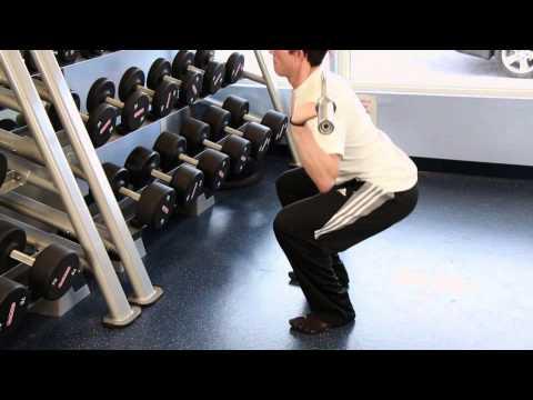 How to Strengthen Weak Legs : Muscles & Fitness