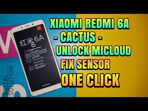unlock-micloud-xiaomi-redmi-6a-cactus-mediatek-via-fastboot-100%-clean-mode-one-click