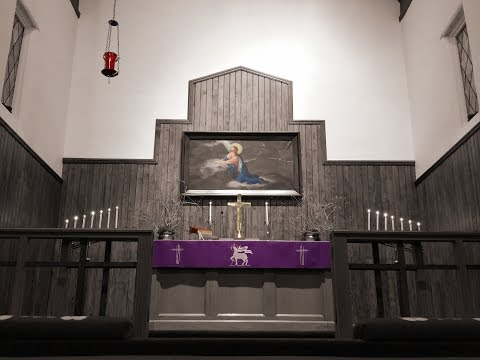 Our Redeemer Lutheran Church Maundy Thursday 3-24-16 Service