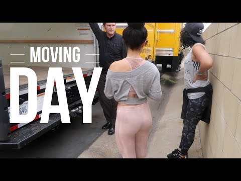 THE WORST THING HAPPENED | MOVING DAY