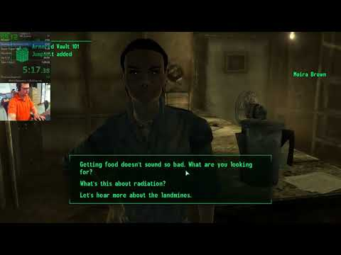 Fallout 3 All Quests Speedrun In 1:24:10 IGT