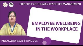 Employee Wellbeing In The Workplace